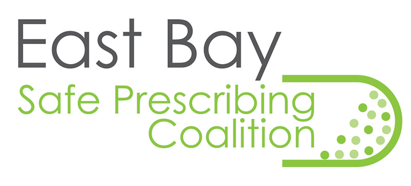 Logo for the East Bay Safe Prescribing Coalition